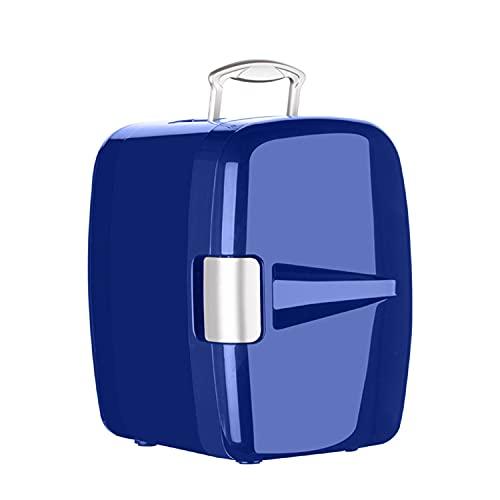 Refrigerador De Coche Doméstico De Doble Propósito Caliente Y Frío Refrigerador Multifunción Portátil Cosméticos, Bebidas, Alimentos Y Medicinas Conservación 7L