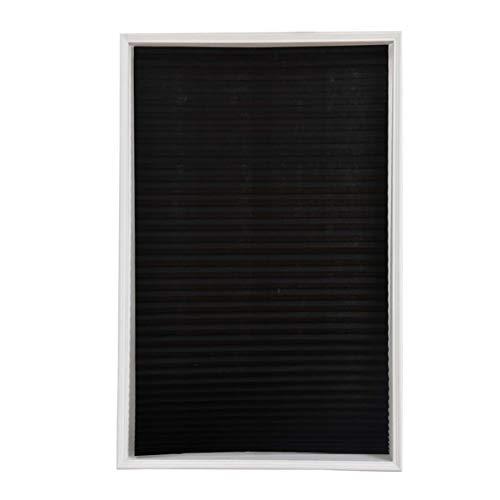 Garneck Cortinas Opacas para Puertas corredizas para Puertas correderas persianas Extra largas y Anchas Cortinas con Textura con Aislamiento térmico para Puertas de Vidrio para baños de Cocina