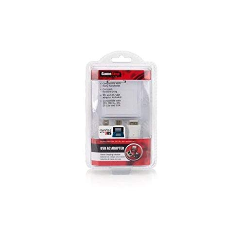 Gamestop USB AC Adapter for Nintendo DS, DSi and DS Lite