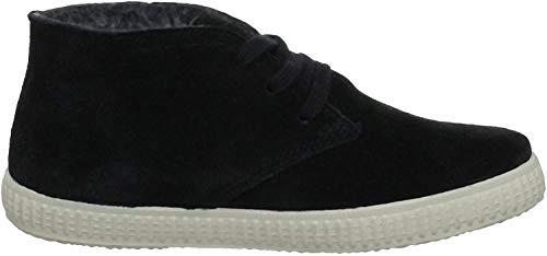 Victoria 106788, Desert boots mixte enfant, Noir (Negro), 24 EU