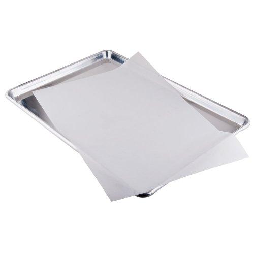 SafePro PL, 16x24-Inch Quinlon Parchment Paper Bakery Liners, Baking Parchment Sheets, Paper Grease Resistant Liner (500)