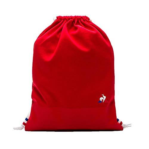 Le Coq Sportif 1810710 Rugzak voor volwassenen, uniseks, rood (Pur Rouge), 15x24x45 centimeter