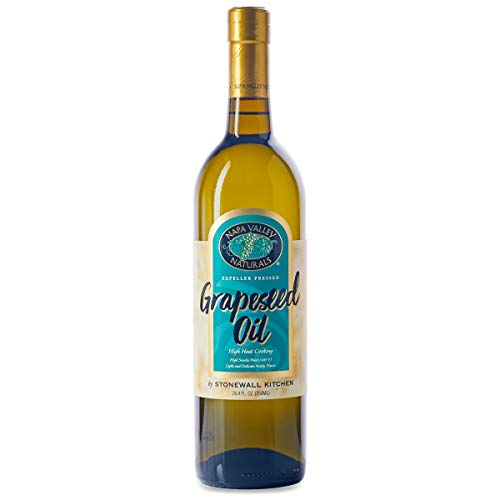 Napa Valley Naturals Grapeseed Oil, 25.4 Ounce