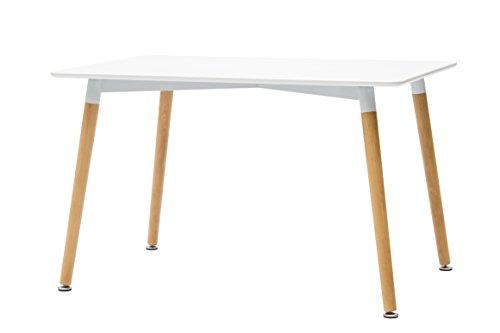 Bianco loft, LF602, Tavolo, Bianco, 120 x 80 x 74 cm