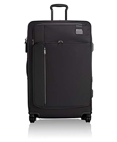 Tumi Merge Extended Trip Expandable with Packing case Hand Luggage, 79 cm, Black (Black Contrast)