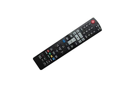 Controle remoto de substituição HCDZ para LG AKB73275501 LHB336 LHB536 LHB976 Sistema de Home Theater Blu-ray