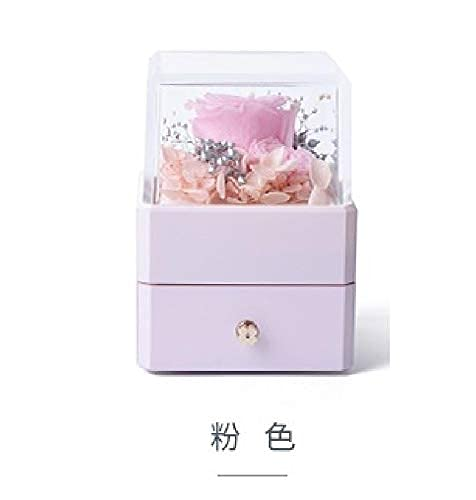 Caja de joyería de la Caja de joyería de la Caja de la Caja del Anillo de la Caja de la Caja de la Caja de la Caja de la joyería del Pendiente de la joyería TINGG