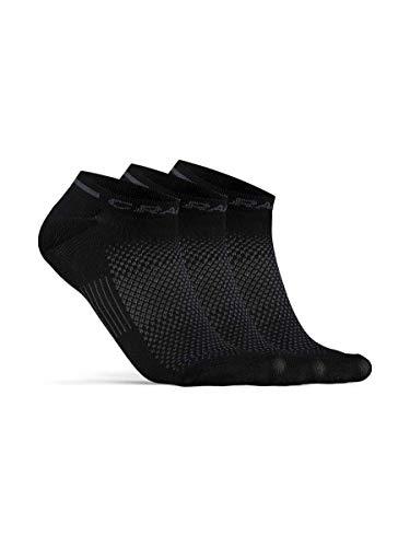 Craft Dry Shaftless Socks, 3-Pack Damen