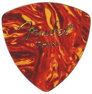 Fender ピック×10枚 トライアングル THIN-SHELL