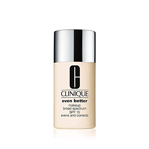 CLINIQUE Even Better, Base de maquillaje Mujer, CN 10 Alabaster, 30 ml