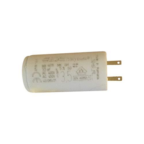 Kabelschuh-Kondensator 3,5µF für Rollladen Somfy