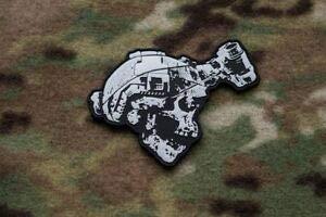 Guns Gear & Beer PVC Morale Patch MoeGuns Podcast GPNVG-18