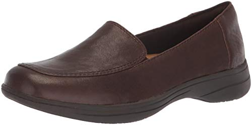 Trotters Women's Jacob Loafer, Dark Brown, 8.0 W US