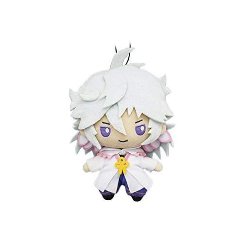 Furyu Fate/Grand Order Design Produced by Sanrio Merlin Stuffed Plush, 5.5'
