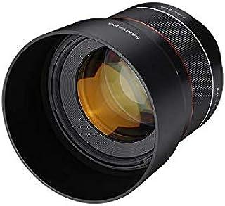 Samyang AF 85 mm, F1.4 Sony FE Focale Fissa Autofocus Pieno Formato Obiettivo per Sony Mirrorless e Reflex DSLR,