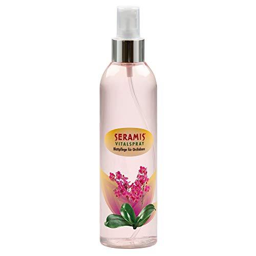 Seramis Spray vitale per la cura delle foglie per orchidee, 250 ml – Spray fortificante per orchidee per una cura ottimale delle foglie