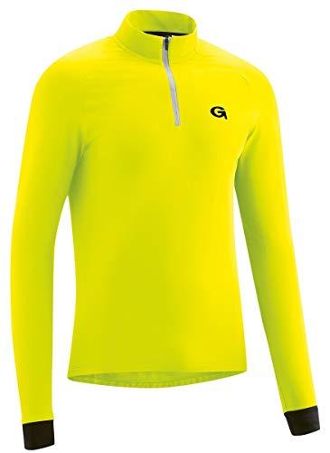 Gonso Grosso 18316 - Camiseta de ciclismo para hombre, talla M