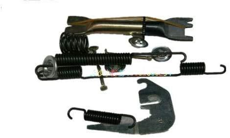 FEILIDAPARTS RR Frein Shoot Slack Ajusteur compatible avec Pajero/Montero Io [H60,70#] 1998-2005 (à droite)