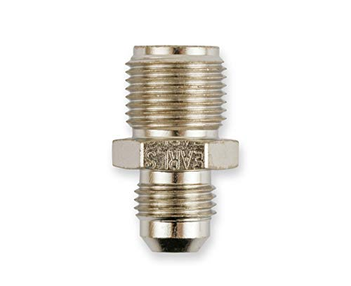 EARL'S PERFORMANCE PLUMBING 11/16-18 I.F. To 6An Male,Extded,Nickel