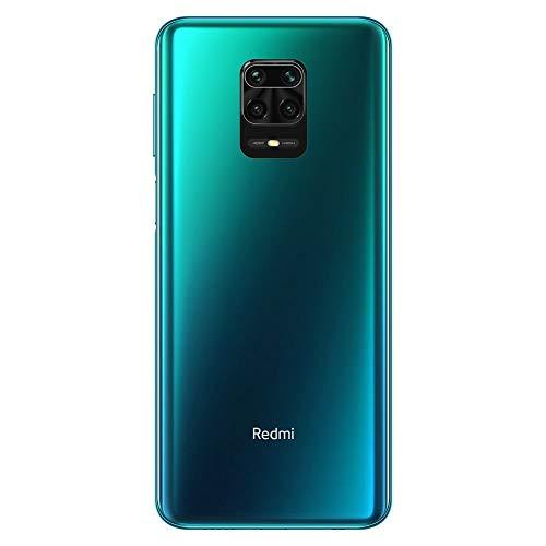 "Xiaomi Redmi Note 9S 4GB 64GB Quad camera AI 48MP 6.67""FHD+ 5020mAh Tipo 18W ricarica rapida Aurora Blue"