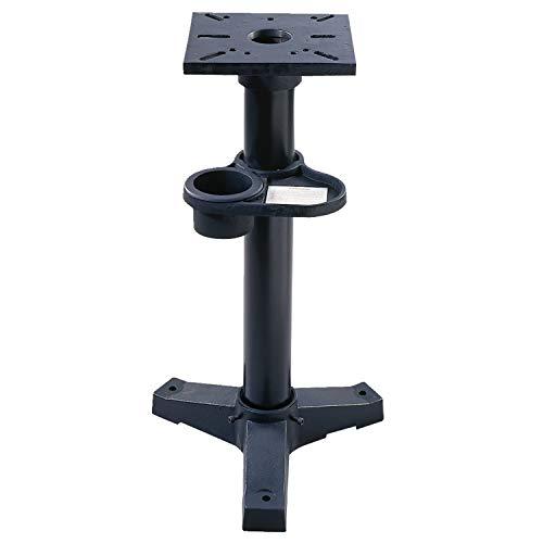JET JPS-2A Bench Grinder Stand (577172), Black, 31 Inch