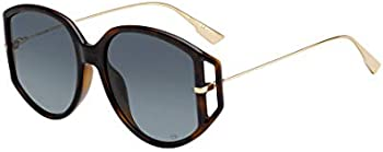 Dior Gray as Geometric Ladies Sunglasses