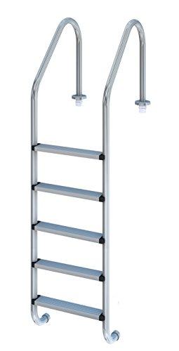 Productos QP 509086 - Escalera estándar 5 peldaños aisi 30