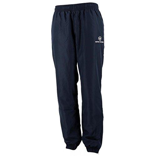 Sergio Tacchini - Parson 016 NV pantsurvet - Pantalon de survêtement - Bleu Marine/Bleu Nuit - Taille S