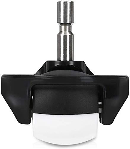 Rueda delantera pivotante compatible con ROOMBA - Anakel Home. (1)