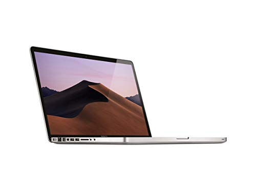 New Apple MacBook Pro 15in Laptop Intel QuadCore i7 2.6GHz (MD104LL/A), 16GB Memory, 1TB Solid State Drive, Thunderbolt (Renewed).