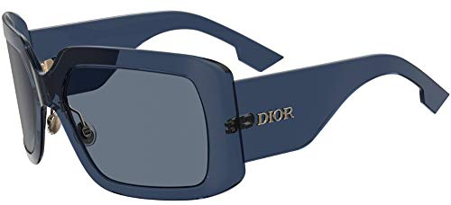 Dior Sonnenbrillen LIGHT 2 BLUE/BLUE 61/20/130 Damen