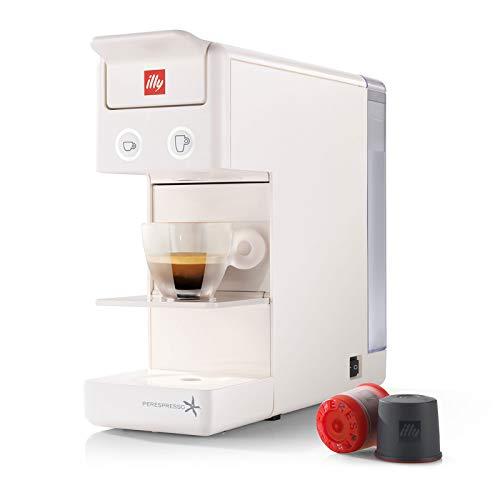 Illy Caffè Y3 Iperespresso Machine à café Bianco