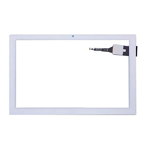 "TheCoolCube Touch Digitizer Replacement Screen Glass Compatible with Acer Iconia One 10 B3-A40 10.1"" (Not Include LCD) (White)"