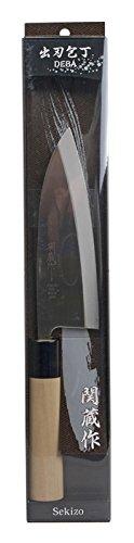"Fuji Merchandise 11.75""(6.25"") DEBA KNIFE, One Size, Gray"