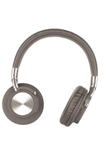 Polaroid Wireless Ultra Comfort Bluetooth Headphone Gray