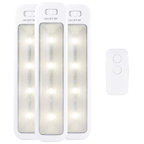 GE 38558 Wireless Remote LED Light Bars (3 Pack), 3 Count