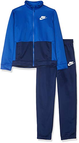 Nike Jungen Sportswear Jogginganzug, Blau (Game Royal/Blue Void/White 478), Medium