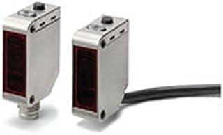 omron PETボトル検出 小型光電センサ 回帰反射形 コード引き出しタイプ 検出距離500mm NPN出力 専用反射板付属(E3ZM-B61-C 2M)