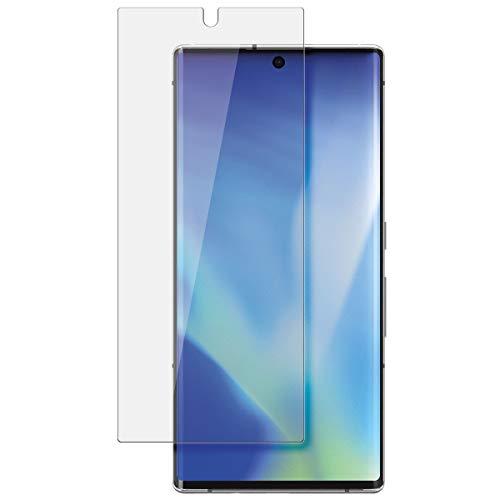 disGuard Protector de pantalla para Fujitsu Arrows NX9 [2 unidades] cristal transparente, protector de pantalla, película de vidrio templado, extremadamente resistente a los arañazos, transparente