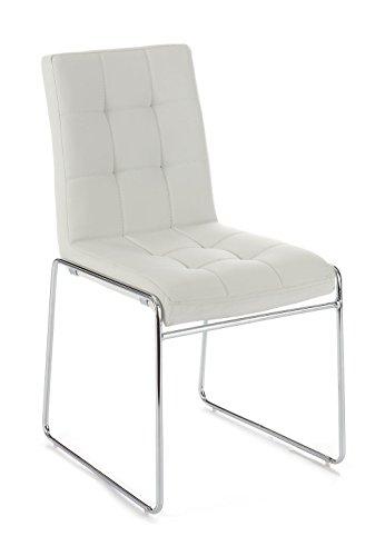 Wink design - Lansing - pièce de 2 chaises blanches