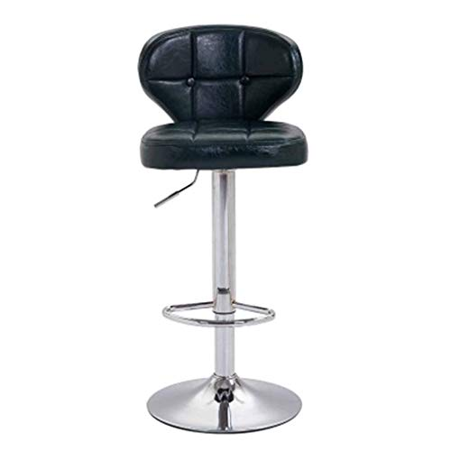 AOIWE Taburete alto para silla de bar, taburete alto, taburete alto, mesa alta (color: verde)