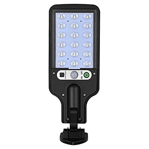 8PACK Solar Ground Street Light LED Al aire libre Luces de pared a prueba de agua con la lámpara del sistema del sensor de movimiento para la iluminación de seguridad de la villa de la carretera del j