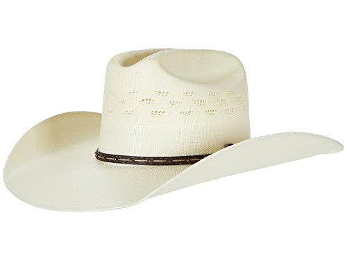 ARIAT Bangora w/Fancy Trim Ivory 7 1/4