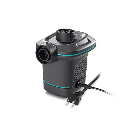 Intex Quick-Fill Bomba de aire eléctrica, 110-120V CA, flujo de aire máximo de 650 l/min