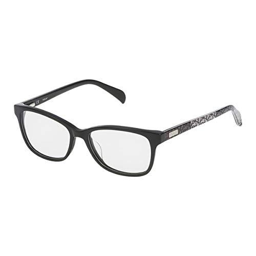 Tous VTO930520700 Gafas, NEGRO, 52/16/140 para Mujer
