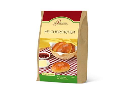 Backmischung Milchbrötchen oder Hefezopf 500g inkl. Hefe