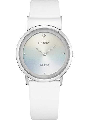 Citizen EG7070-14A Relojes de cuarzo Relojes de titanio Relojes solares