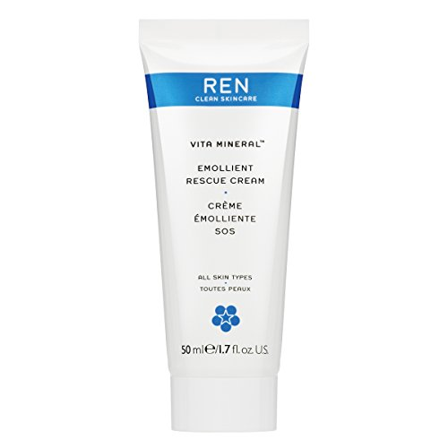 Ren Vita Mineral Rescue Cream 50ml All Skin Types