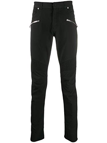 Luxury Fashion | Balmain Heren TH15130Z1800PA Zwart Katoen Jeans | Lente-zomer 20