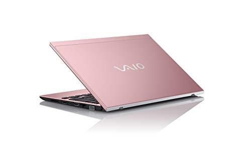 VAIO SX12 - Intel Core i5-10210U | 8GB Memory (RAM) | 256GB PCIe SSD | Windows 10 Pro | 12.5' Full HD (1920x1080) Display | Pink